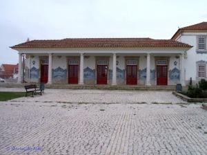 A Calçada da Estação da C.P., 2010