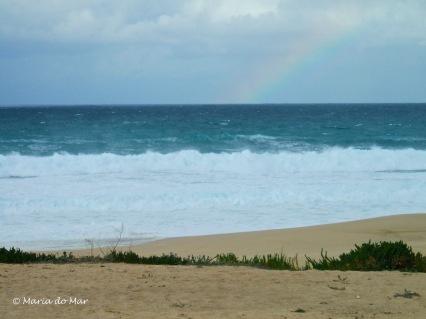 Praia co Arco-Íris, 2015
