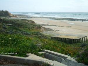 Praia Pedra da casca, 2011
