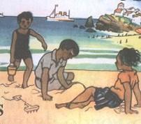Meninos na Praia