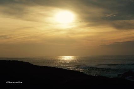 Pôr de Sol em Janeiro, 2016